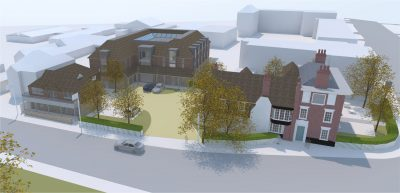Burn Bullock, Mitcham revised design