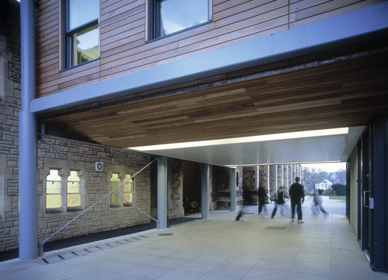 Clifton College - School House - Halls of Residence - Exterior