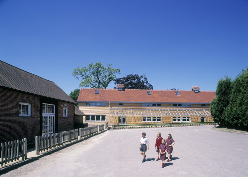 Cumnor House School - The Hovels - Classrooms - Exterior