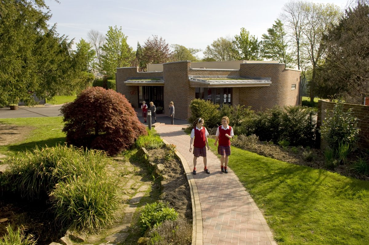 Cumnor House School - Theatre - Exterior