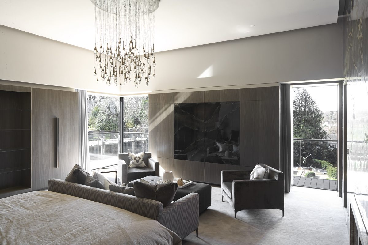 House, Wimbledon - Interior