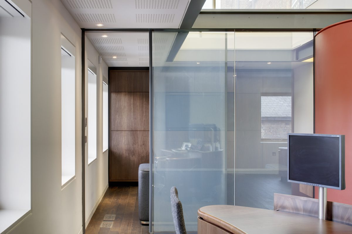Lancaster Road, London - Office - Interior