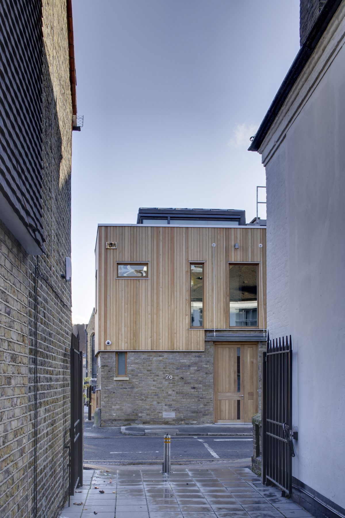 Lancaster Road, London - Office - Exterior