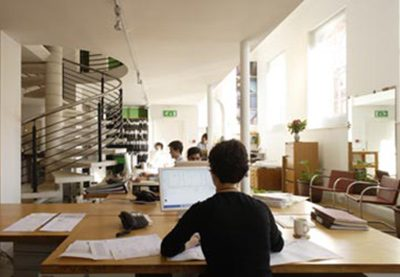 Marcus Beale Architects - Office - Interior