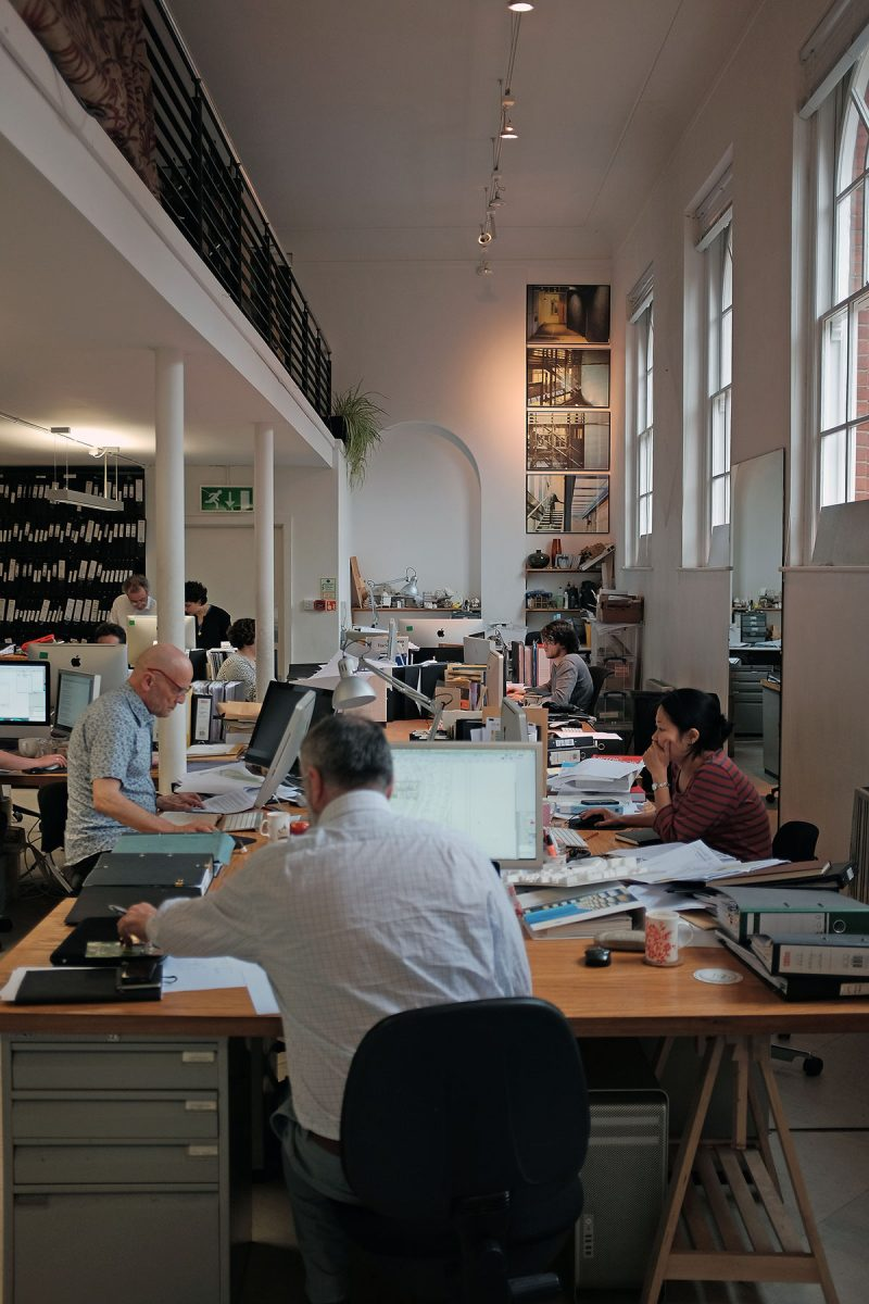 Marcus Beale Architects - Office