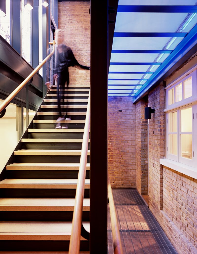 60 Parker Street, London - Offices - Interior