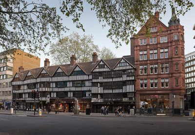 Staple Inn - Holborn, London