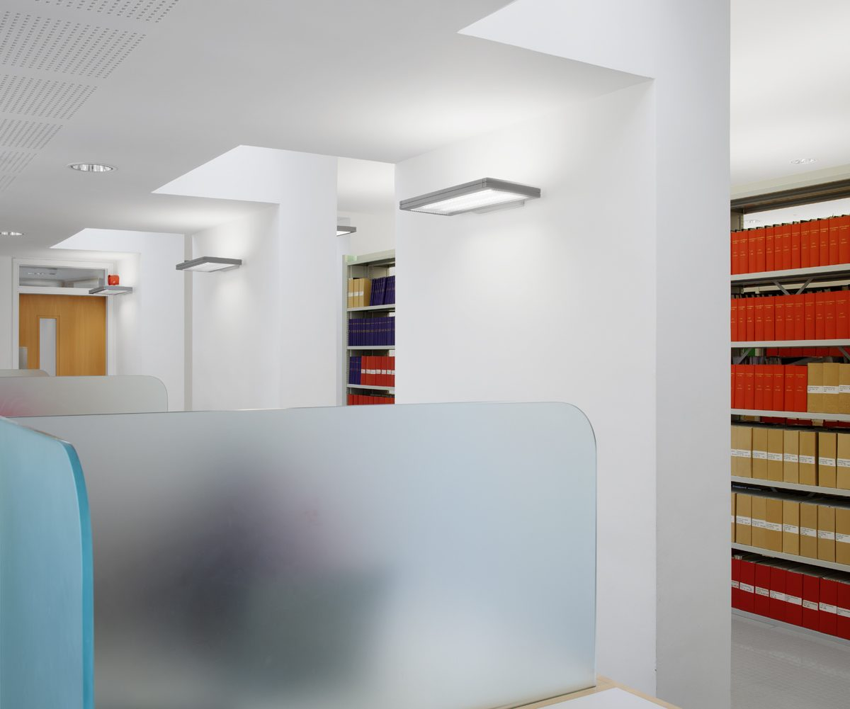 UCL School of Pharmacy - Cubicles