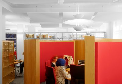 UCL School of Pharmacy Library - Interior
