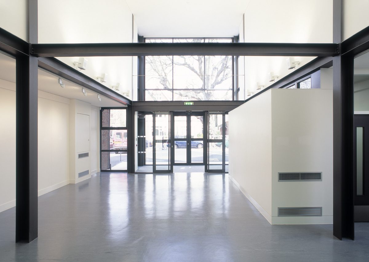 Wimbledon College of Art - Foyer - Interior