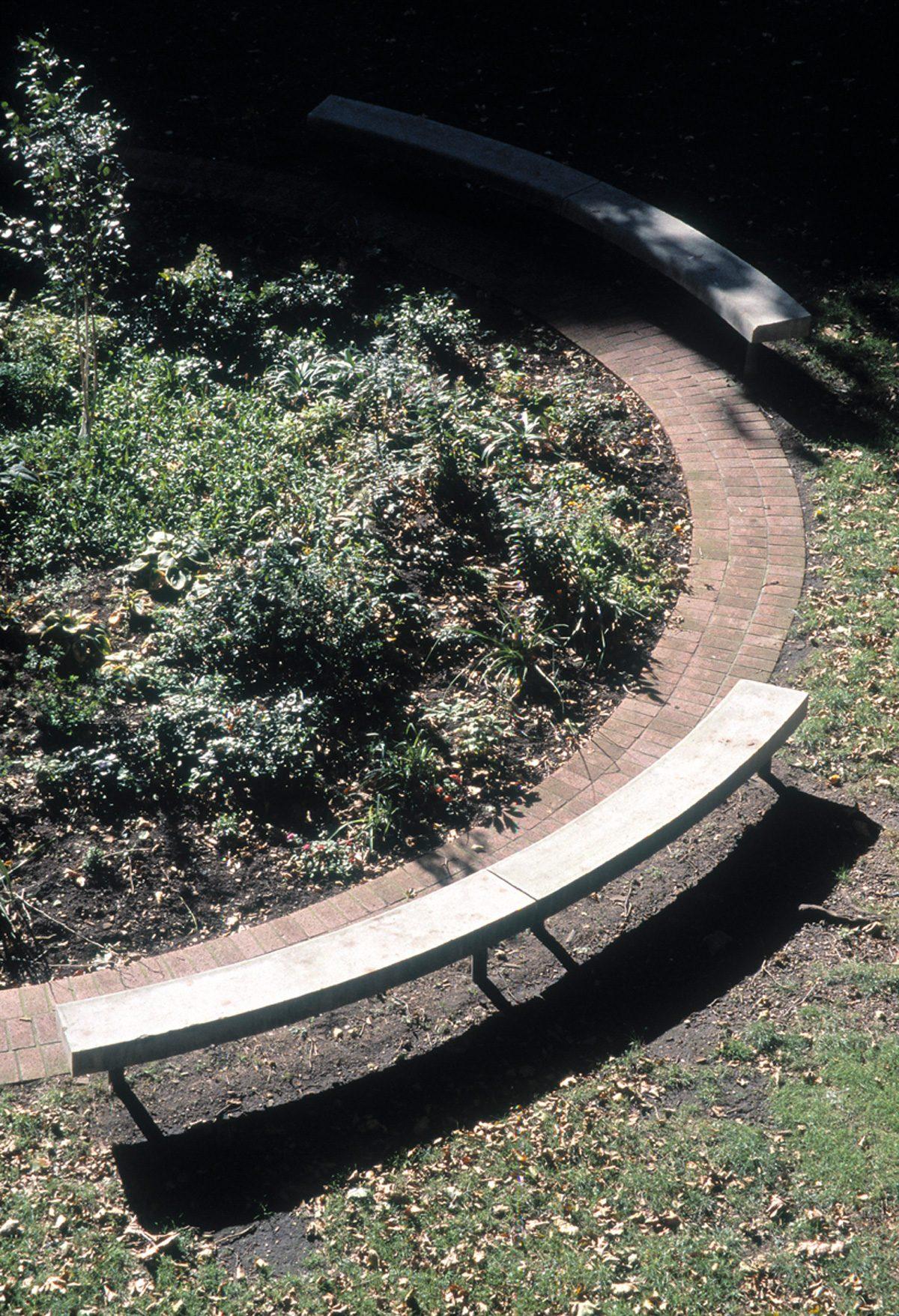 Christchurch Gardens, Wimbledon - Exterior