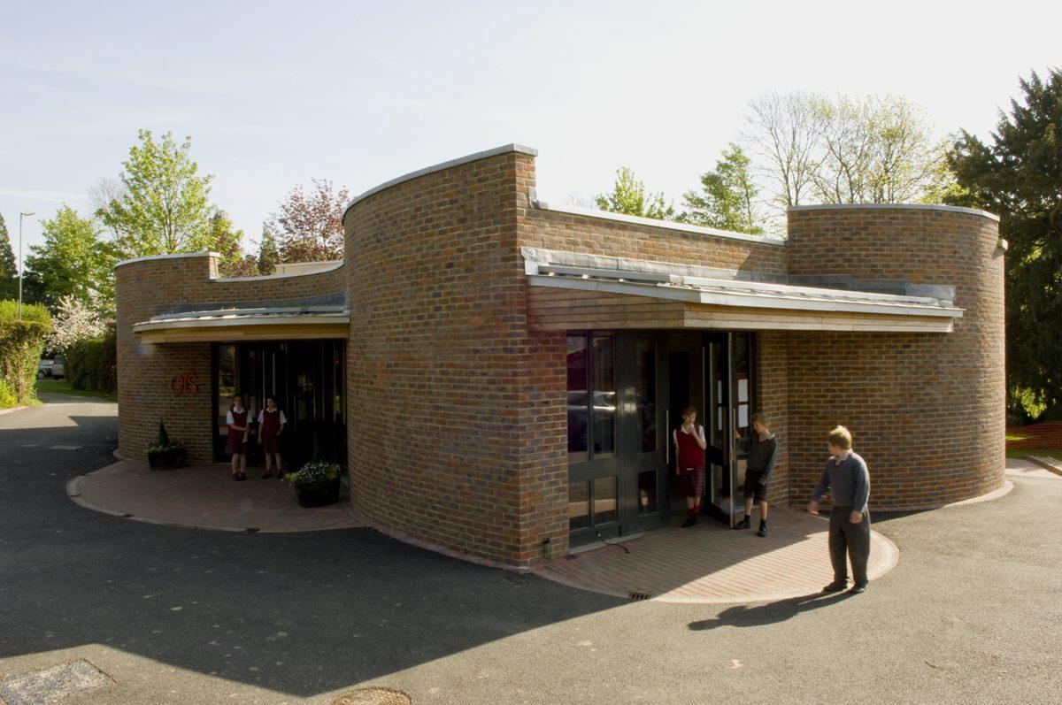 Cumnor House School - Theatre - Exterior
