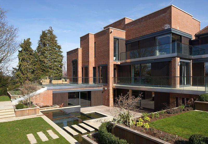 House, Wimbledon - Exterior