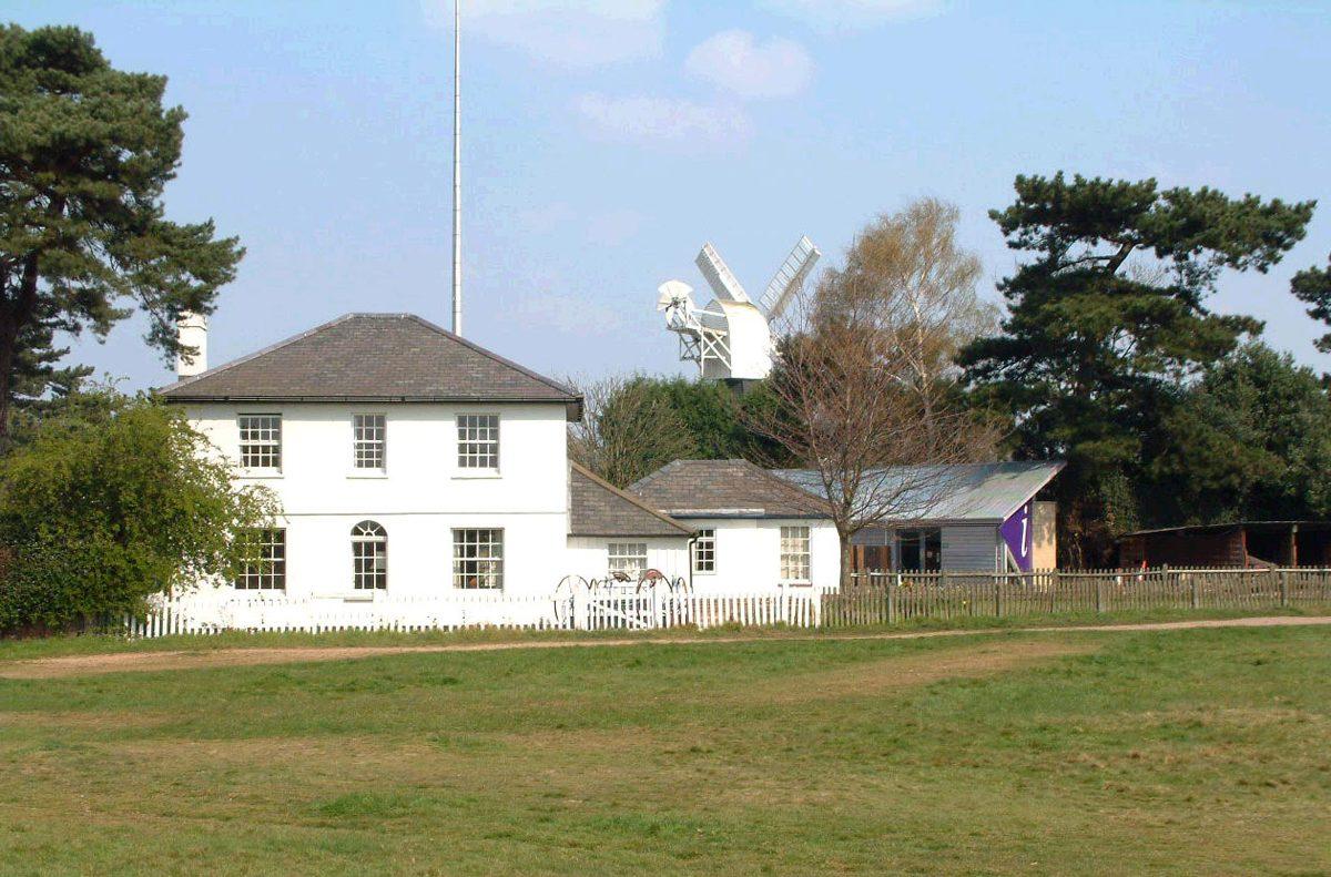 Interpretation Centre - Wimbledon, London - Exterior