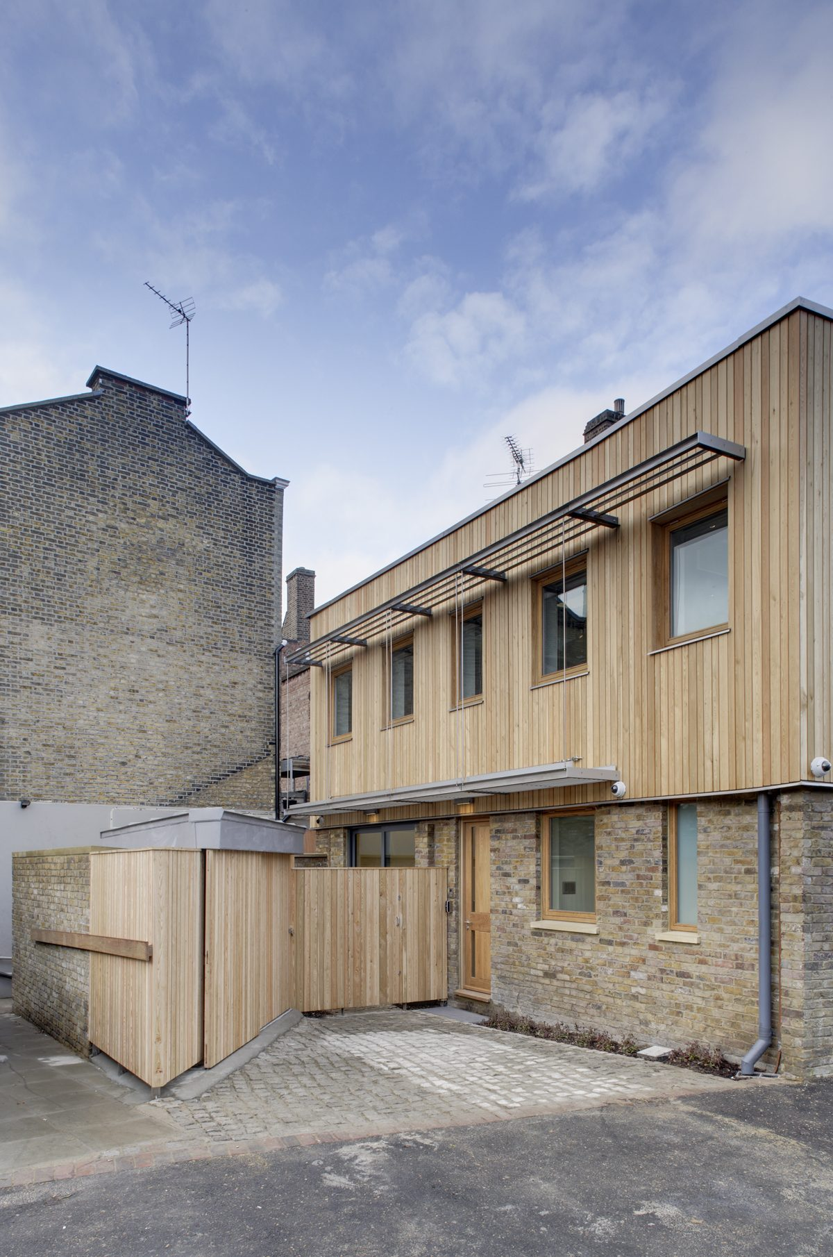 Lancaster Road, London - Office - Exterior