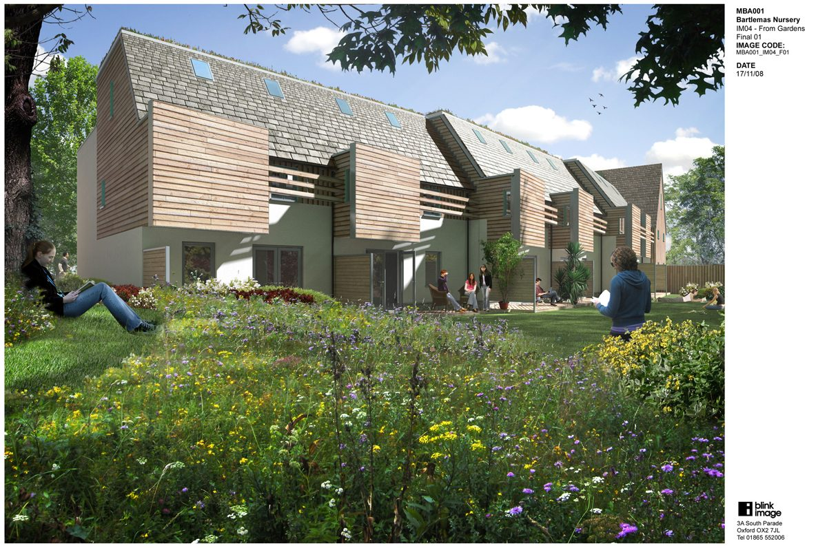 Bartlemas Conservation Area - Oxford