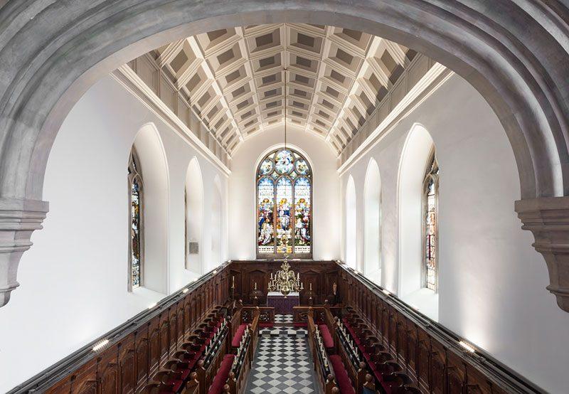 Oriel College - Chapel