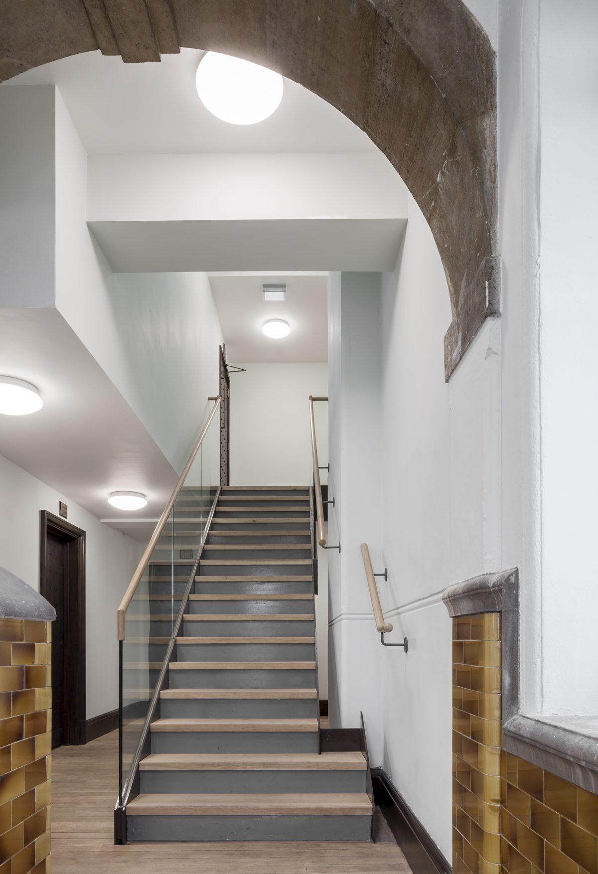 Rhodes Building, Oriel College,, Oxford - Interior