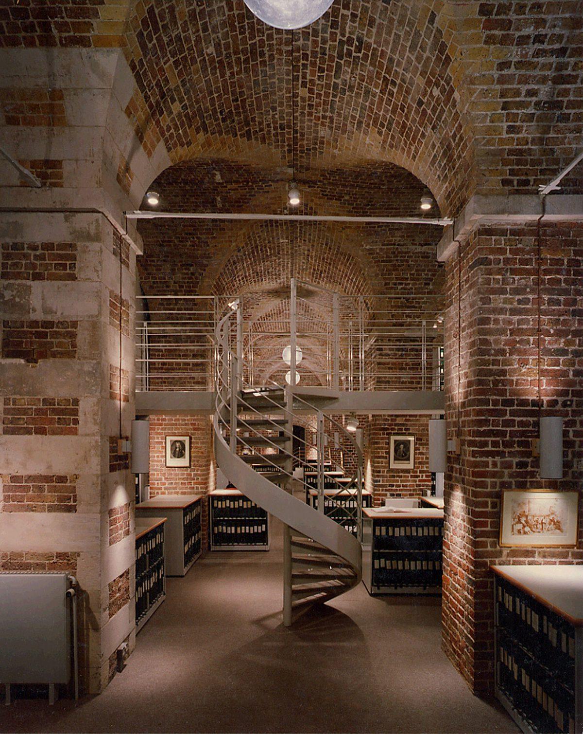 Somerset House - North Block - London - Interior