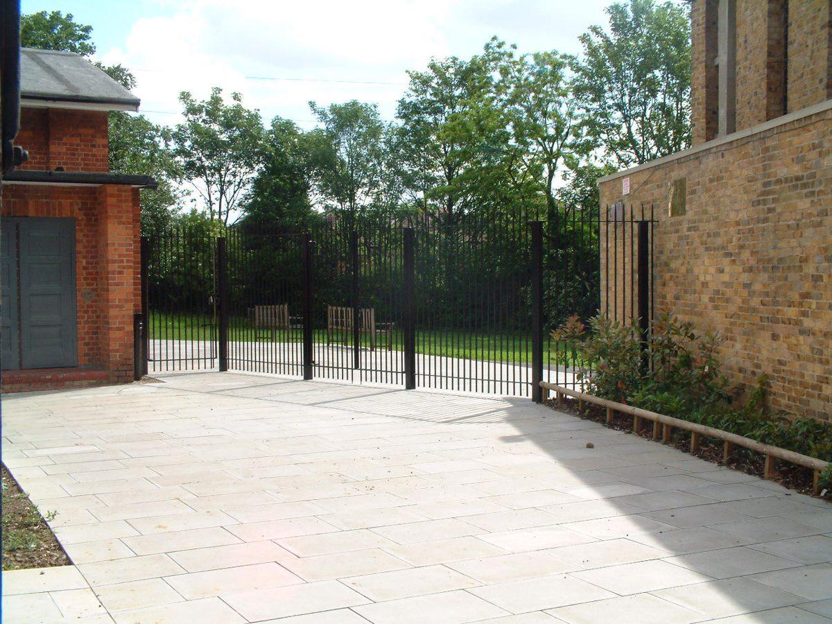 St Mark's Place - Wimbledon, London - Exterior