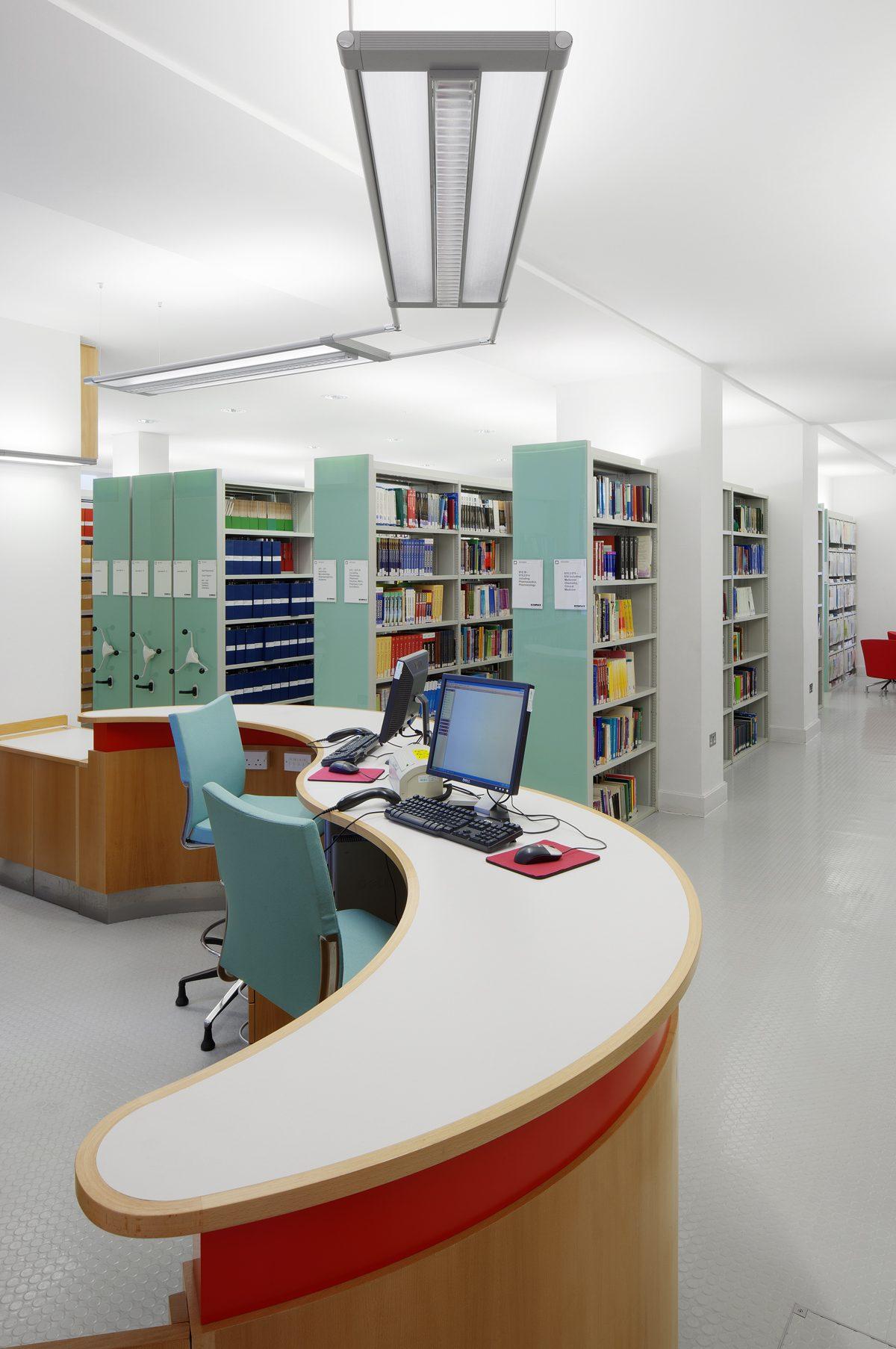 UCL School of Pharmacy - Reception