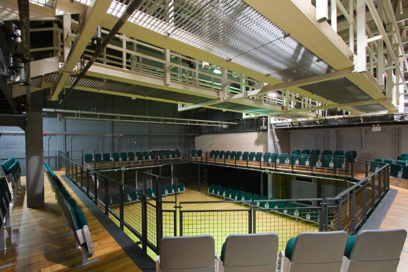 Wimbledon College of Arts - Theatre - Interior
